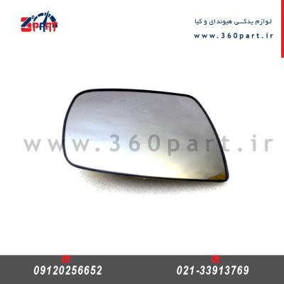 شیشه آینه هیوندای آزرا